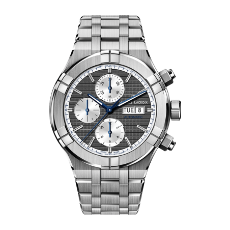 AIKON Automatic Chronograph Fine Watch Club Edition