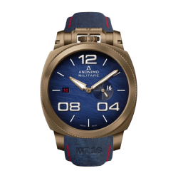 Militare 16 - Blue Dial, unique piece