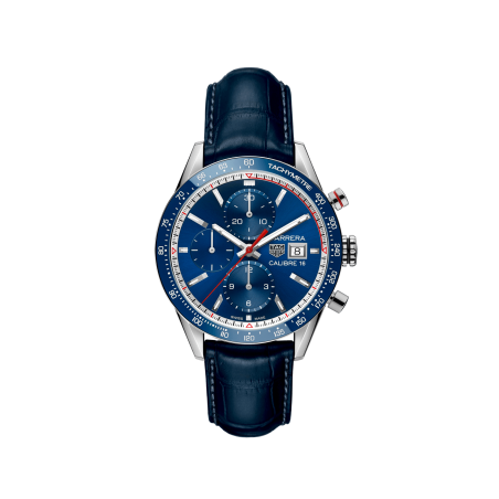 Carrera Caliber 16 Automatic Chronograph Fine Watch Club Edition
